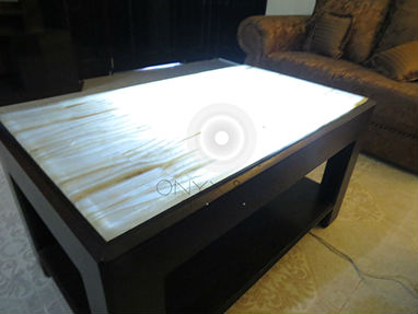 Onix Marmol Decoracion Muebles Iluminacion-Furniture Decoration Lighting